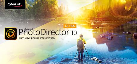 CyberLink PhotoDirector 10 Crack + Activation Key Latest