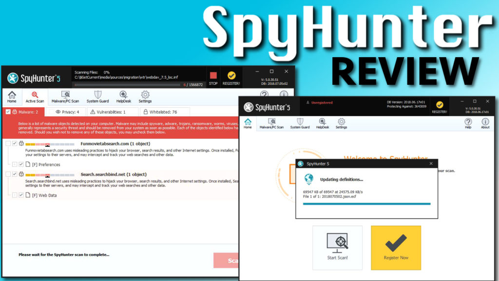 SpyHunter 5 Crack + Serial Key