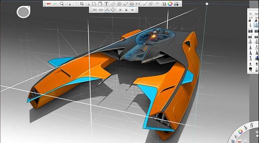 Autodesk SketchBook Pro Keygen & Crack Full Download