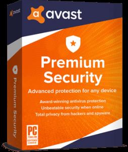 Avast Premium Security 19.8.2 Crack