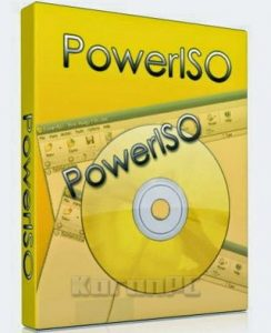 Power ISO 7.5 Patch
