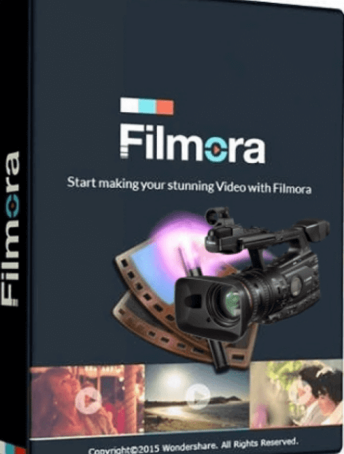 Wondershare Filmora 9.2.1 patch