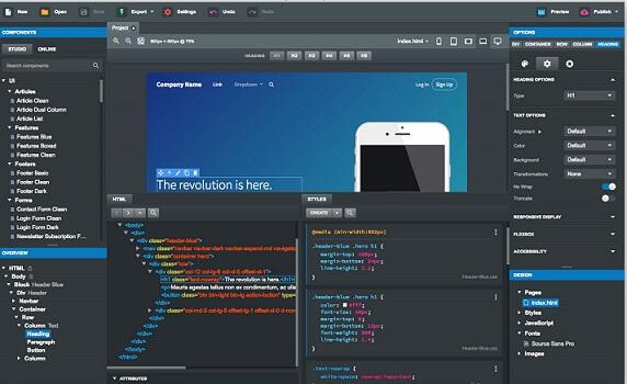 Bootstrap Studio 4.5.8 license key