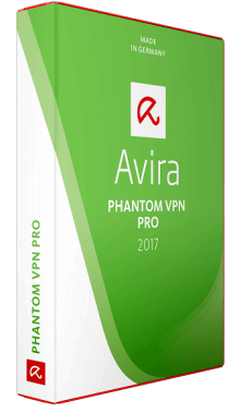 Avira Phantom VPN Pro 2.19.2 patch