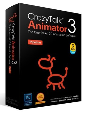 CrazyTalk Animator 3.31 crack