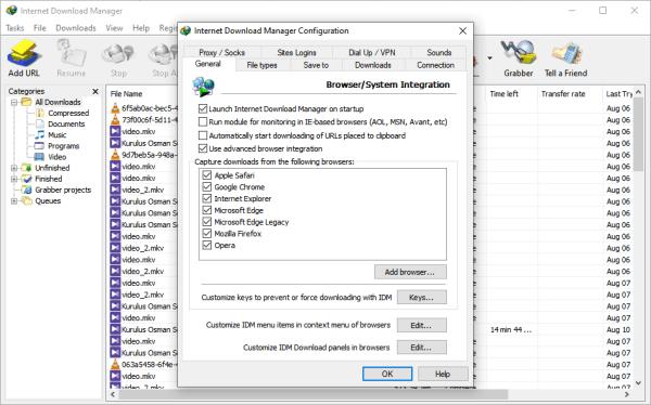 Internet Download Manager Keygen & License Key Full Download
