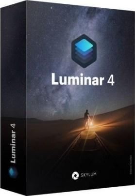 Luminar 4.1.0 Crack