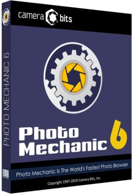 Photo Mechanic 6 Build 4155 Crack