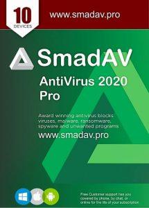 Smadav Antivirus PRO 2020 v13.3 crack
