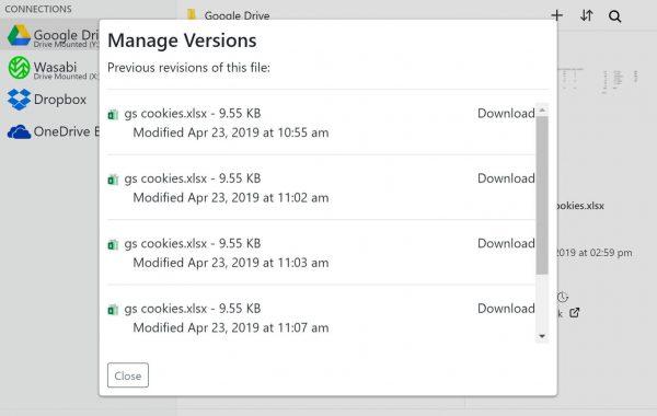 Expan Drive 7.4.7 patch