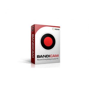 Bandicam 4.5.5 Build 1632 serial key