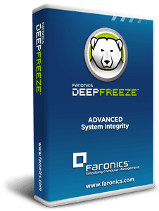 Deep Freeze Standard 8.60 crack