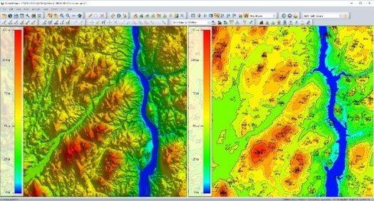 Global Mapper 21.1Crack