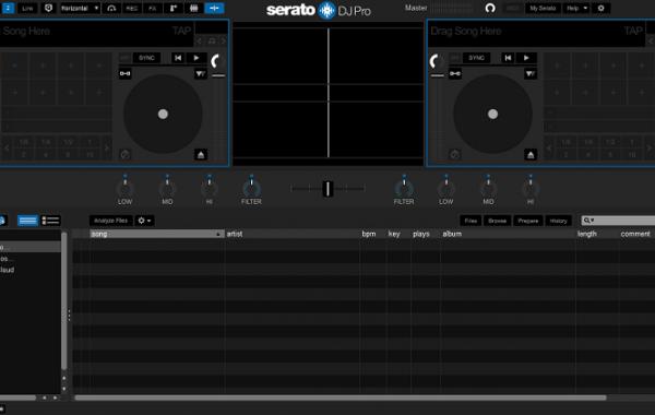 Serato DJ Pro 2.3.2 full