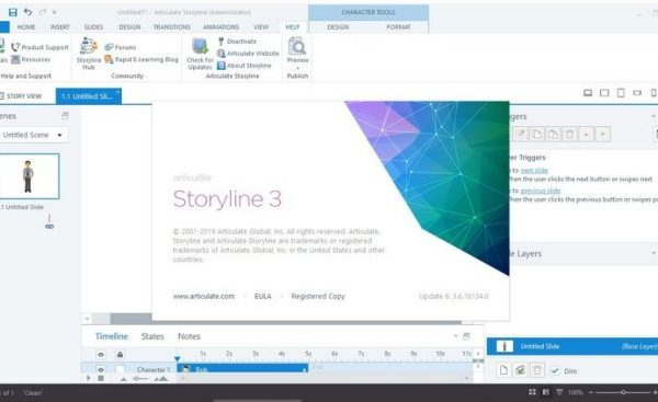 Articulate Storyline (2020) v3.9.2 patch