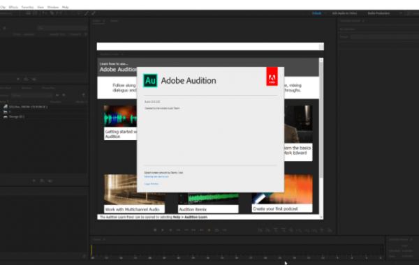 Adobe AuditionCC 2020 v13.0 key