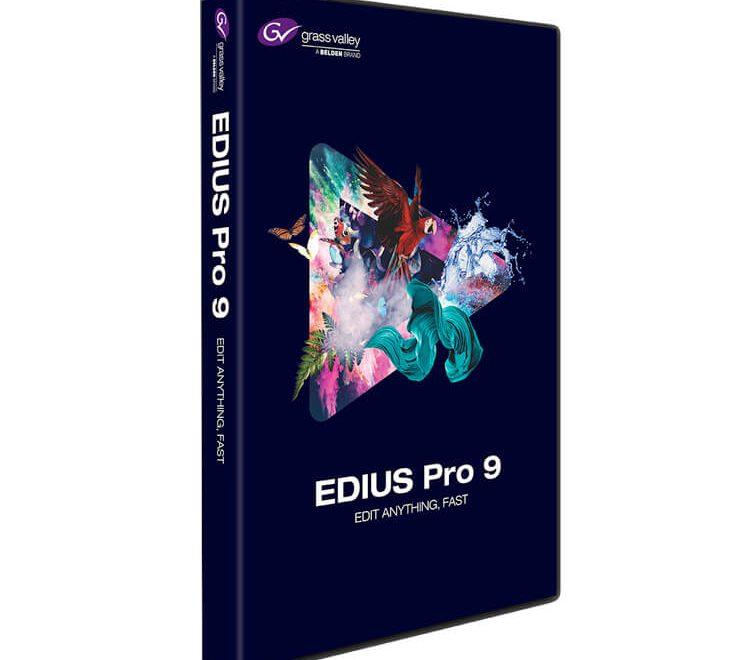 EDIUSPro9.50(2020)
