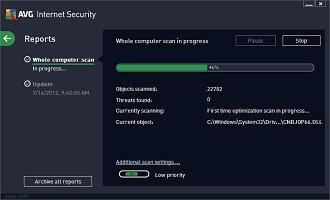 AVG Internet Security 20.1.31 license key