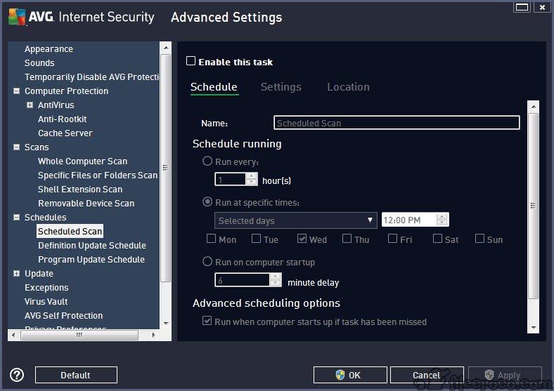 AVG Internet Security 20.1.31 keygen