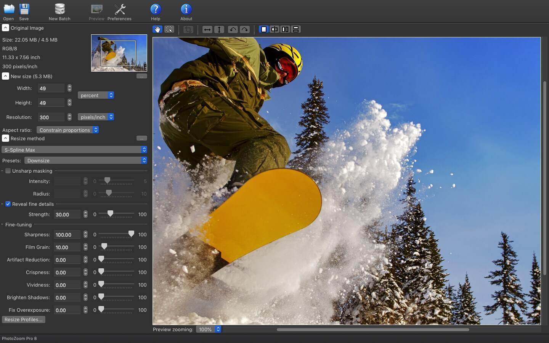 BenVista PhotoZoom Pro 8.0.6 crack