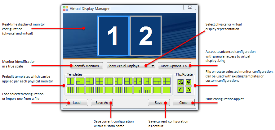 Virtual Display Manager Full Patch & Crack Download