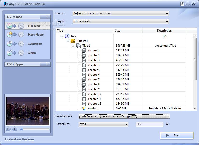 DVD-Cloner Platinum Full Keygen & Serial Key Download