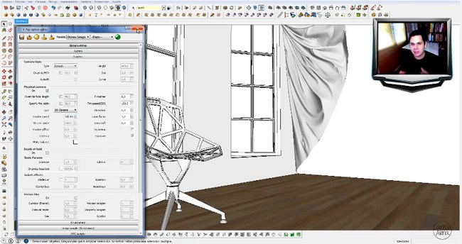 Thea For SketchUp Patch & License Key Downlaod