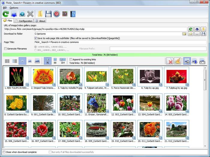 Bulk Image Downloader Full Serial Key & Activator Download